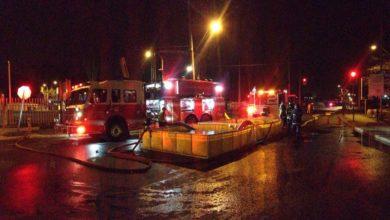 Photo of Primer Incendio de BT-3 en apoyo al Cuerpo de Bomberos de Quilicura