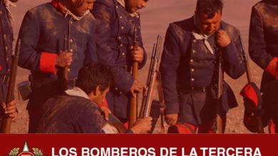 Photo of Los Bomberos de la Tercera y la Guerra del Pacífico.