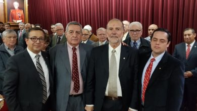 Photo of Sesión 03 de Mayo: reingreso e ingreso de Tercerinos