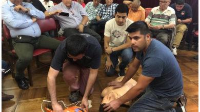 Photo of Finaliza entrenamiento estándar ANB