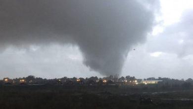 Photo of Cuando un tornado se acerca, toda persona que se encuentre en su camino debe refugiarse