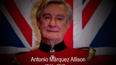 Photo of M.H Antonio Márquez Allison