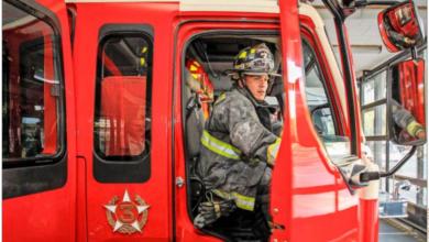 Photo of El Mercurio: Así es la nueva vida de los bomberos que trabajan en la «zona cero» de Santiago