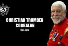 Photo of Sesión de homenaje póstumo Maquinista Christian Tromben Corbalan