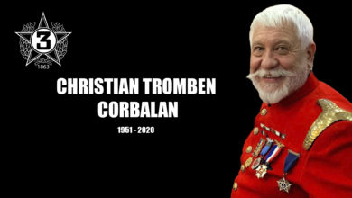 Photo of Vol. Hon. Christian Tromben Corbalan (Q.E.P.D)